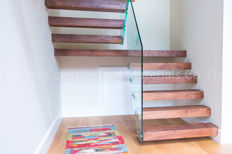 Villar Stairs Wood Step Staircase Design