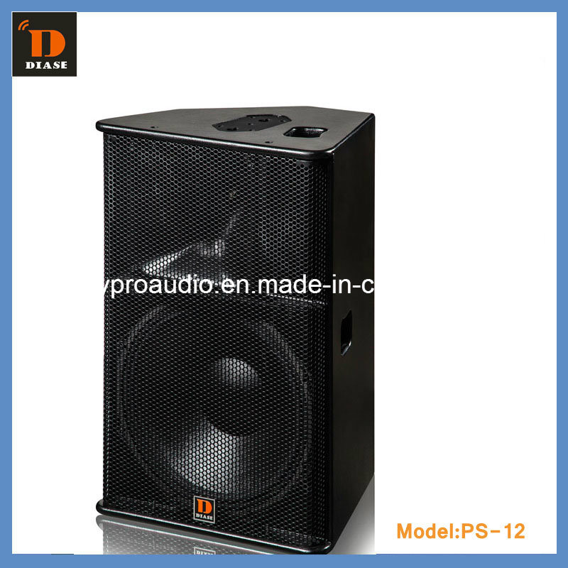 Hot Sell Model Nexops12 Single 12inch Fullrange Loudspeaker
