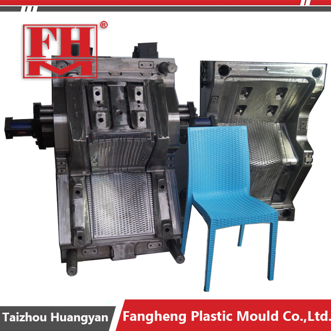 High Quality Plastic Rattan Chair Mould