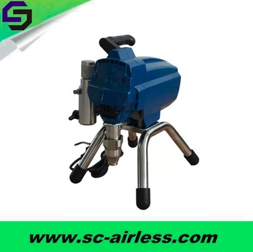 Hot Sale 4L/M St-8695 Electric Paint Spray Gun with Piston Pump