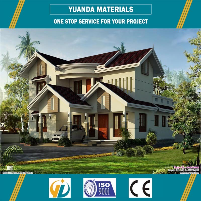Top Selling Villa Model Designl / Real Estate Building Model