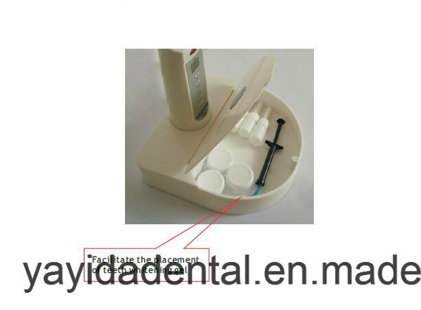Desktop Teeth Whitening Lamp Tooth Bleaching Light
