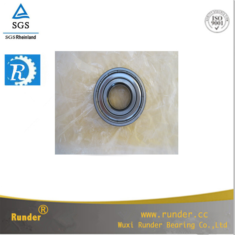 High Precision China Bearing Factory 6204 Deep Groove Ball Bearing