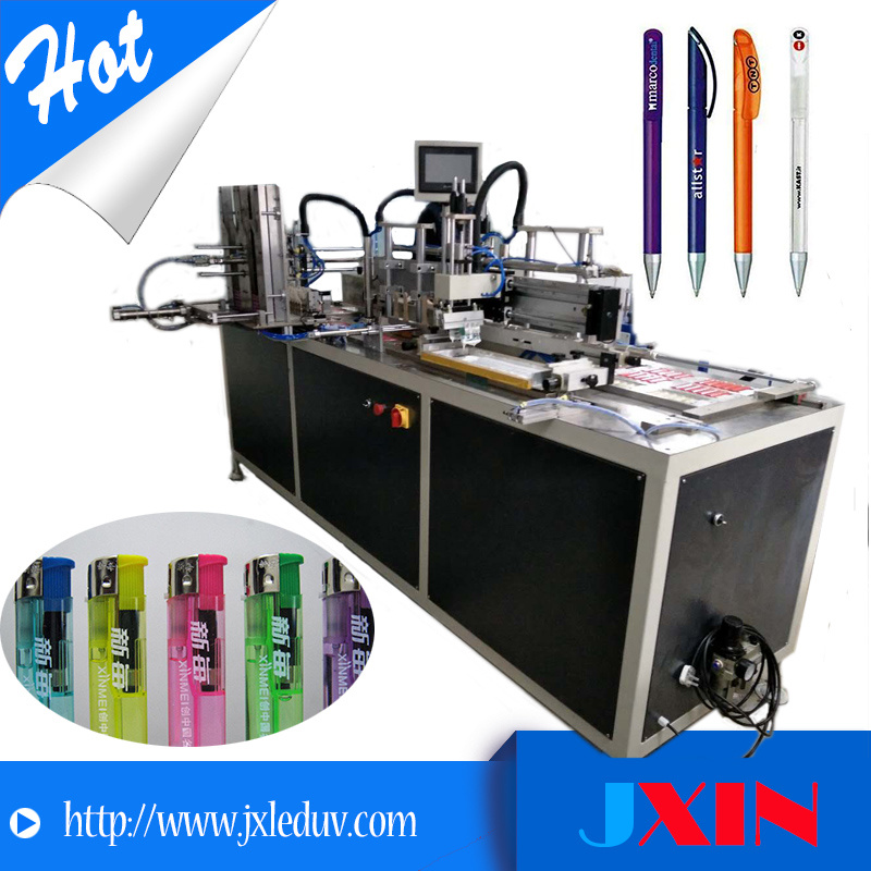 Hotsale Automatic Silk Screen Printing Machine for Plasric Lighter for Sale
