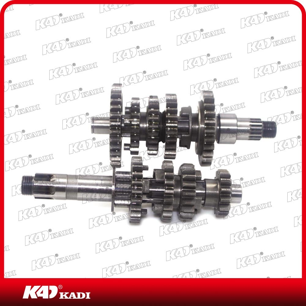 Motorcycle Spare Part Motorcycle Transmission for Suzuki En125