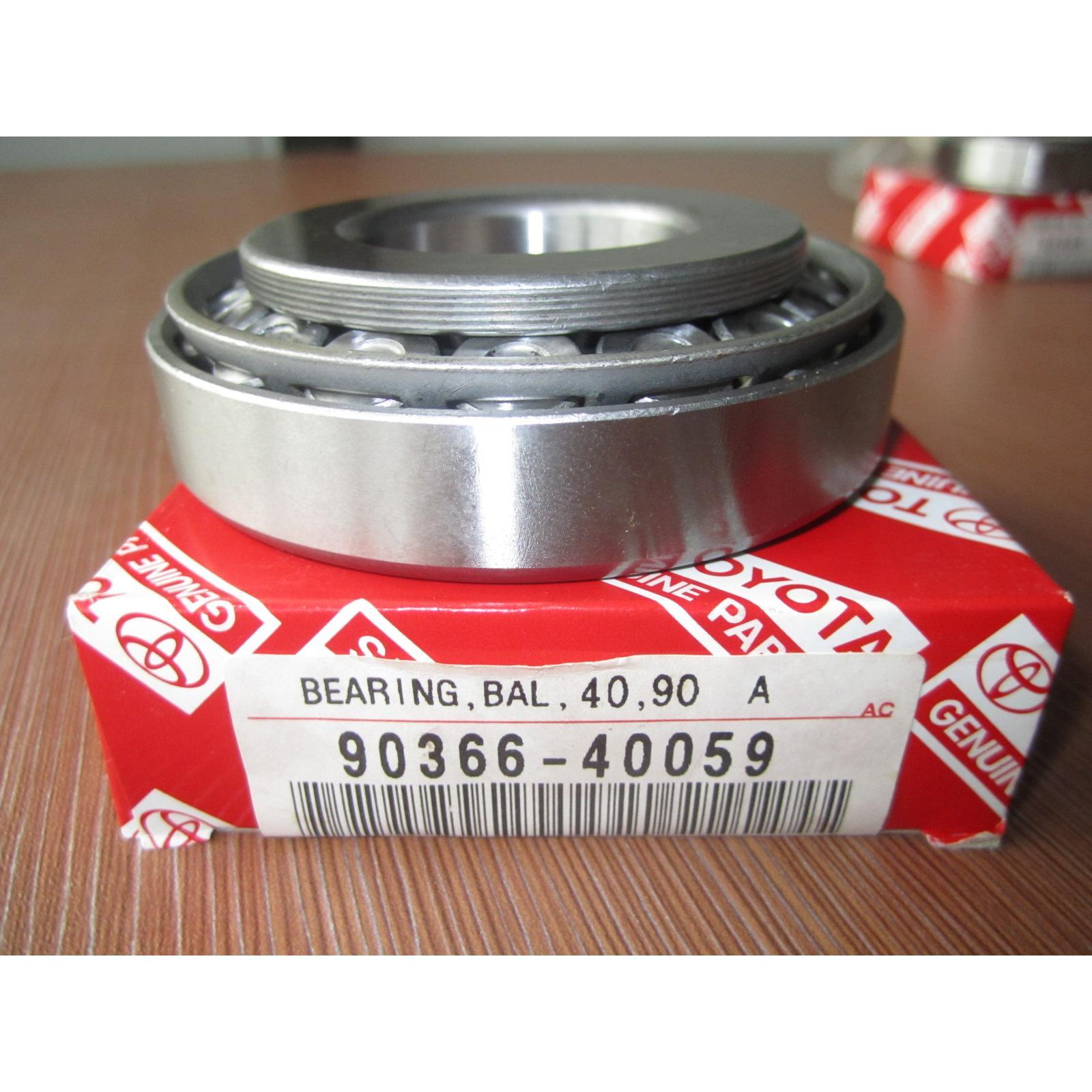 Toyota High Quality Auto Wheel Bearing 90366-40059