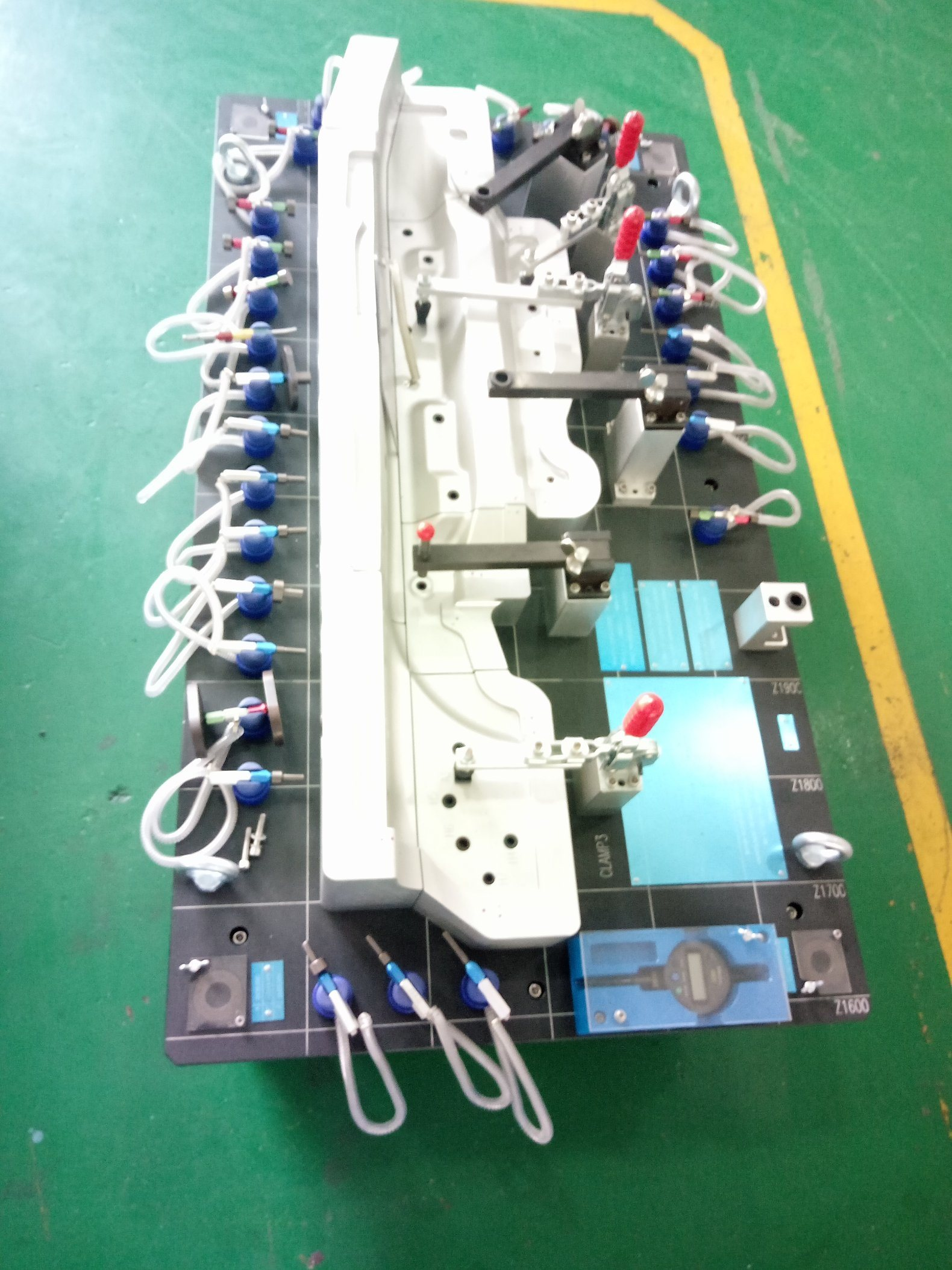 Checking Fixture for Stamping Part