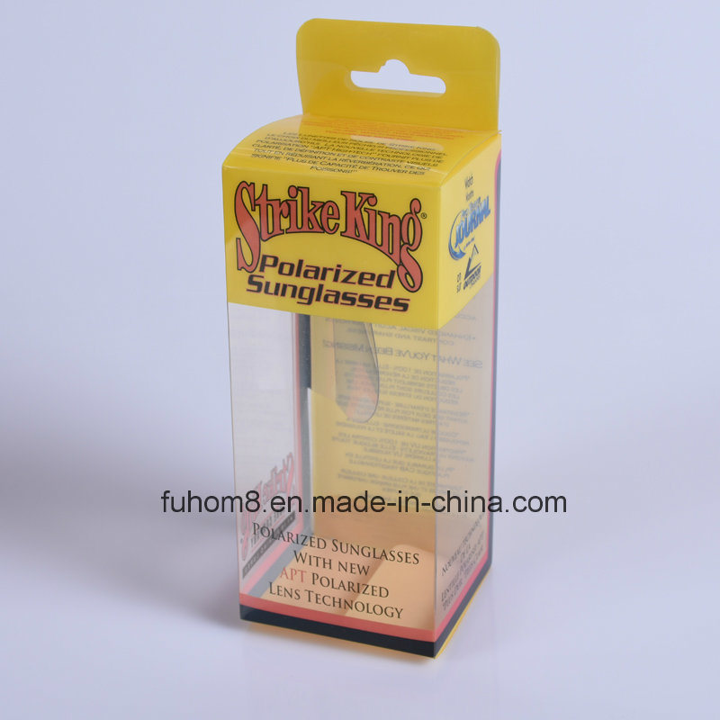 Custom Recyclable Transparent Foldable Printing Pet Packing Box