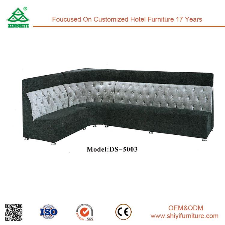 Customized Leather Living Room Corner Combination Sofa