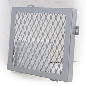 Factory Price Mesh Style Aluminum Mesh Panel Indoor Outdoor Use