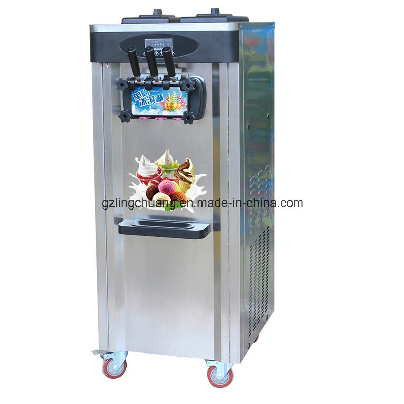 Commercial Ice Cream Making Equipment