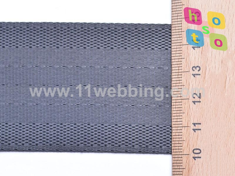 High Quality Safety Polyester Car Seat Belt Webbing