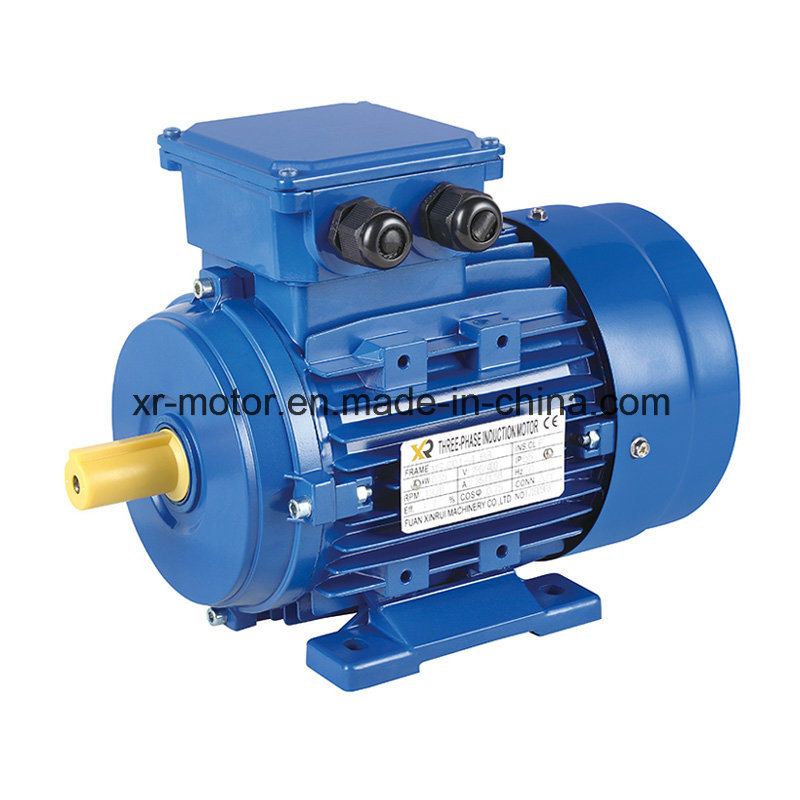 10HP, 4-Pole Ce Approved 3-Phase Asynchronous Aluminum Housing Induction Motor