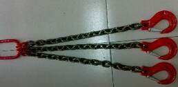 Tie Down G80 Chain with Hook