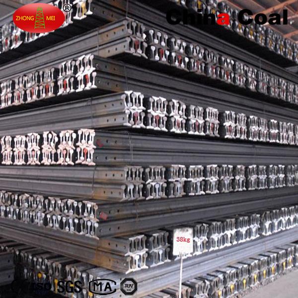 Steel Rail Tracks for Sale High Quality Rail Track Railway Train Steel Rail