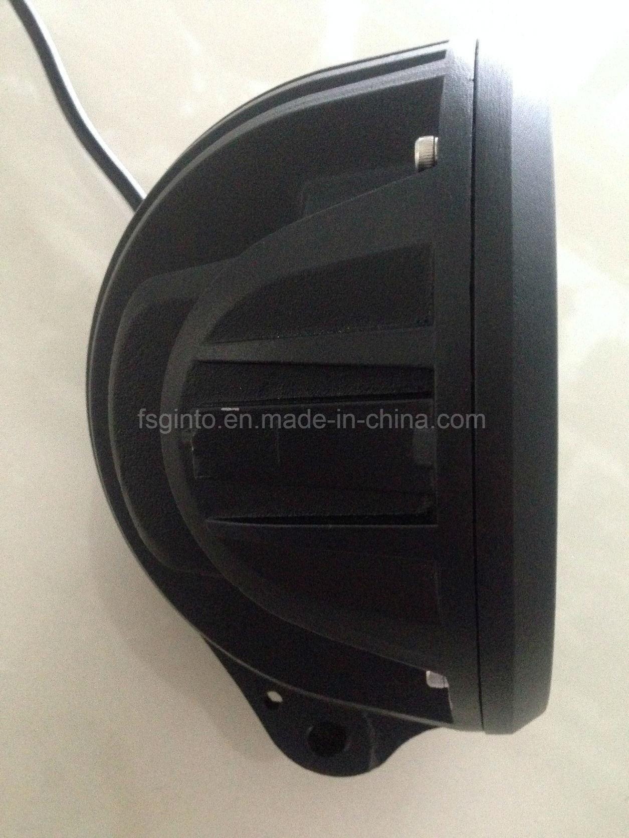 6inch Round Offroad 4X4 70W LED Work Light (GT1025-70W)