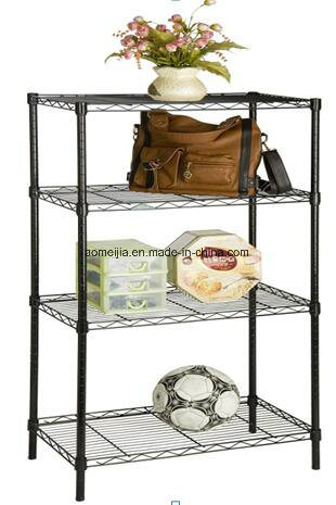 Metal Wire Display Exhibition Storage Shelving for Iceland