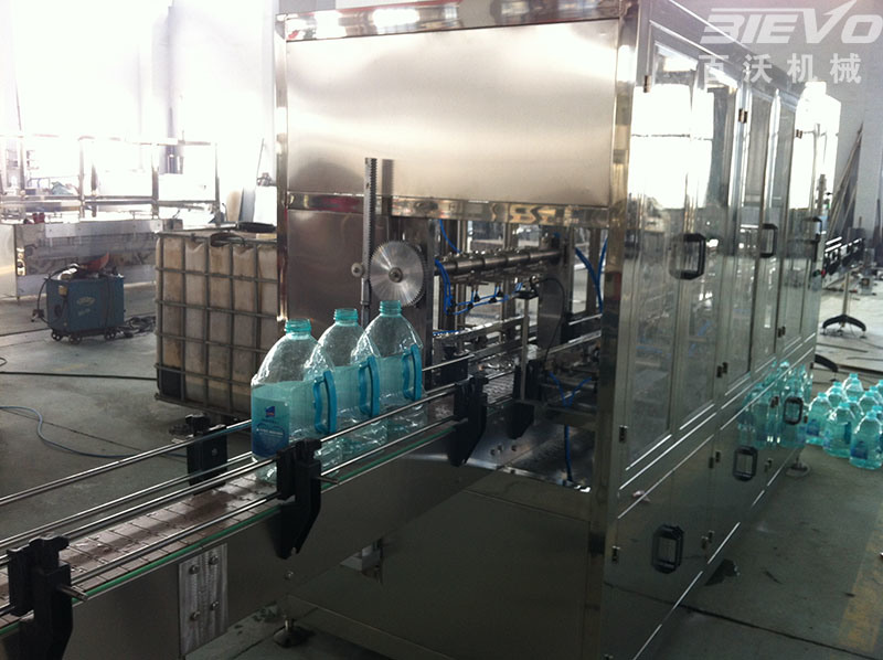 Automatic 5 Liter Bottle Water Production Filling Machine