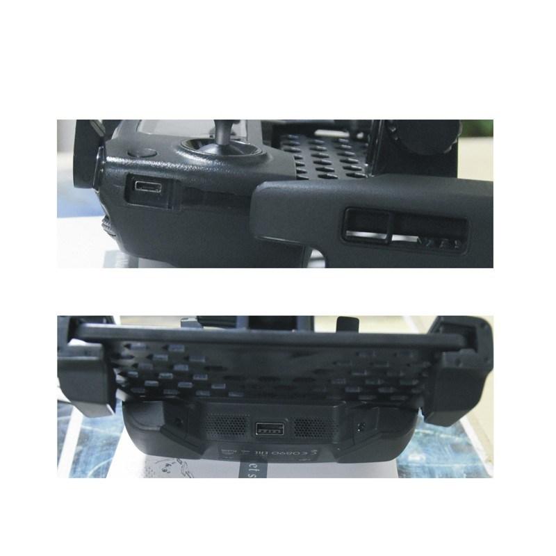 Phone Tablet Holder Remote Controller Extended Holder Bracket