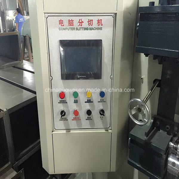 PLC Control Slitter Rewinder with 200 M/Min