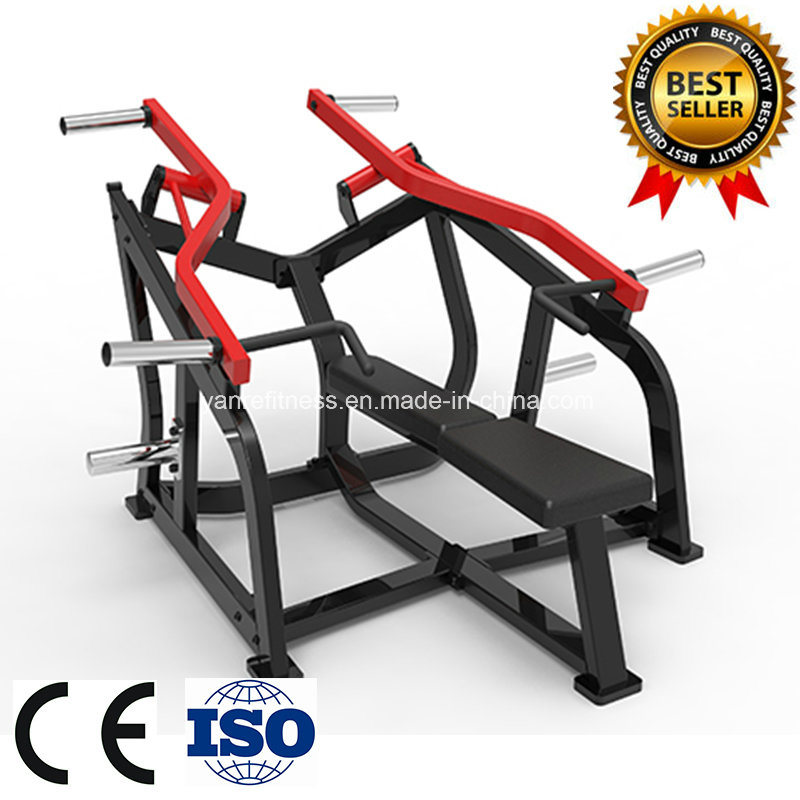 Hammer Strength Bench Presses Part - 50: China Plate Loaded ISO-Lateral Horizontal Bench Press Lift Fitness Hammer  Strength - China Gym Equipment, Fitness Equipment