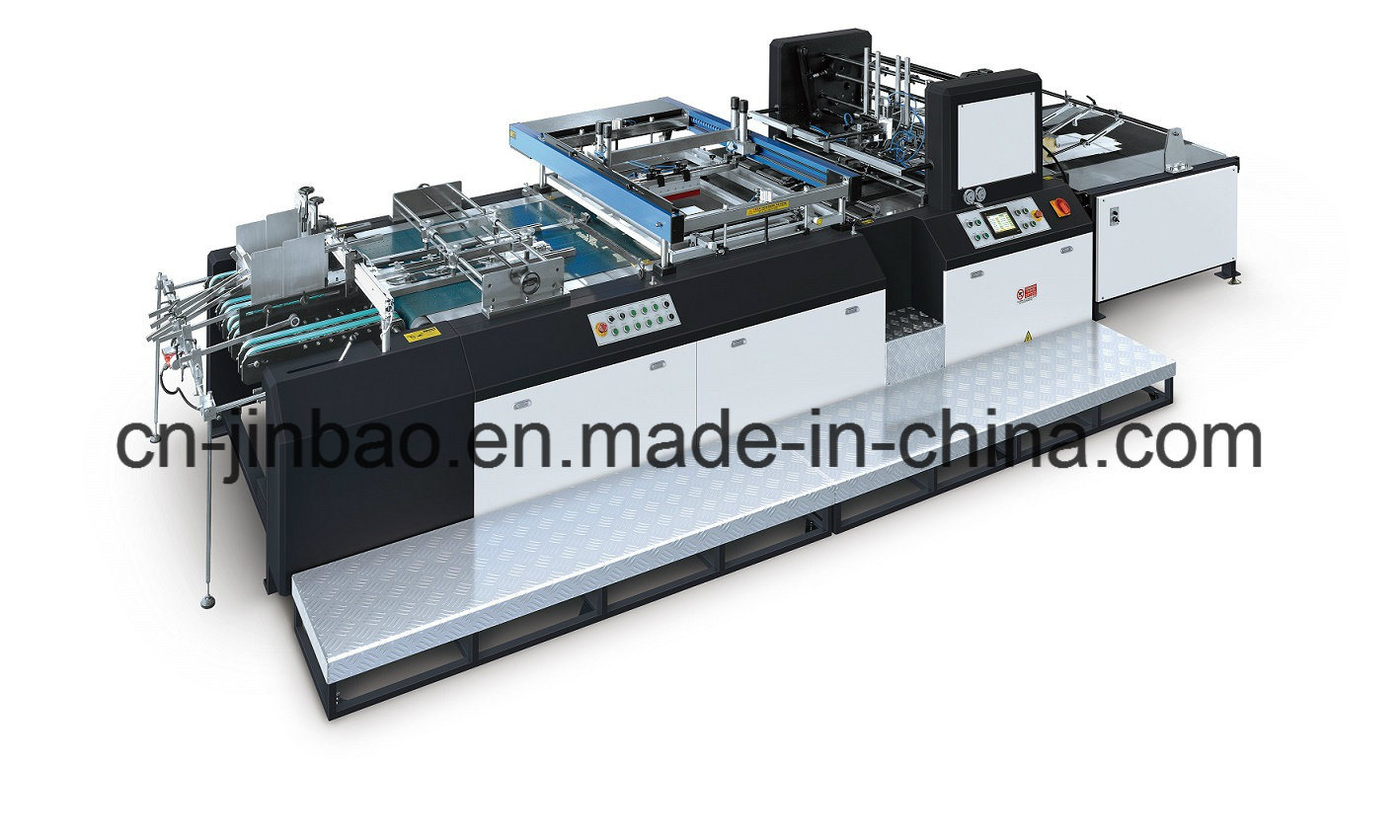 JB-900TC Automatic Shaped Window Patching Machine