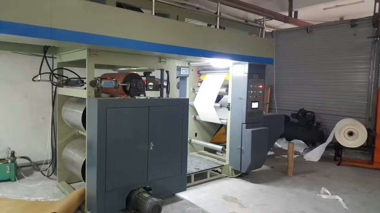 Fully Automatic Wallpaper Making Production Line