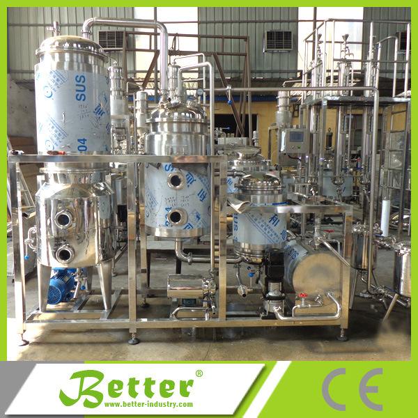 Tea Tree Flower Essential Oil Extractor/Distillation Machine