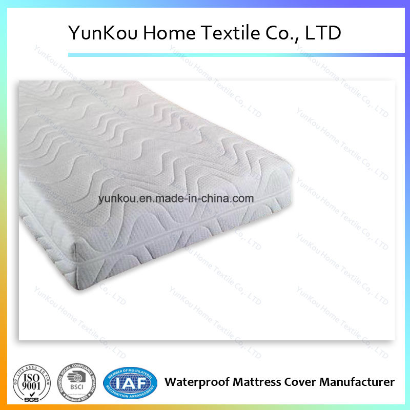 Knitting Fabric with Jacquard & Quilted Mattress Cover