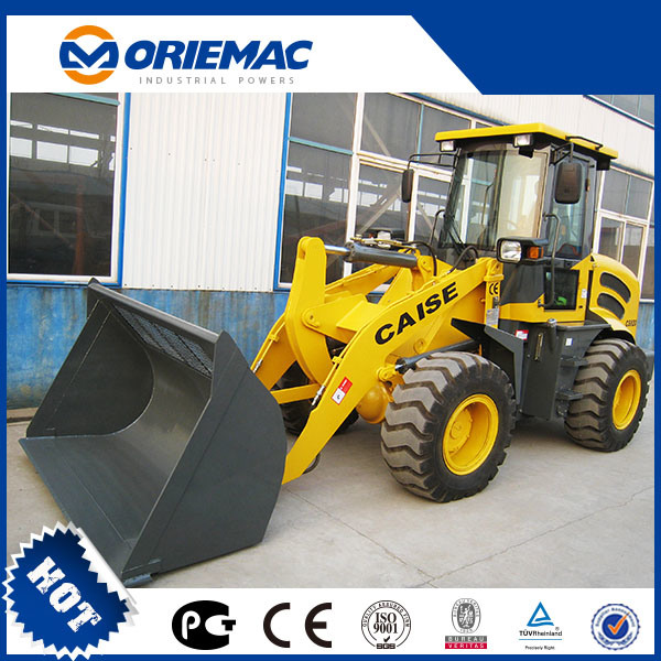 Caise 2.0ton Mini Wheel Loader CS920 Low Price for Sale