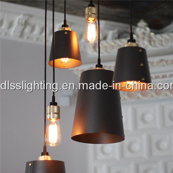 Simple Designs Suspension Metal Pendant Lamp for Lighting