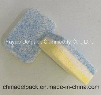OEM&ODM Phosphate Free and Lemon Fragrance Dishwashing Detergent Tablets, New Formula Dishwashing Detergent Tablets