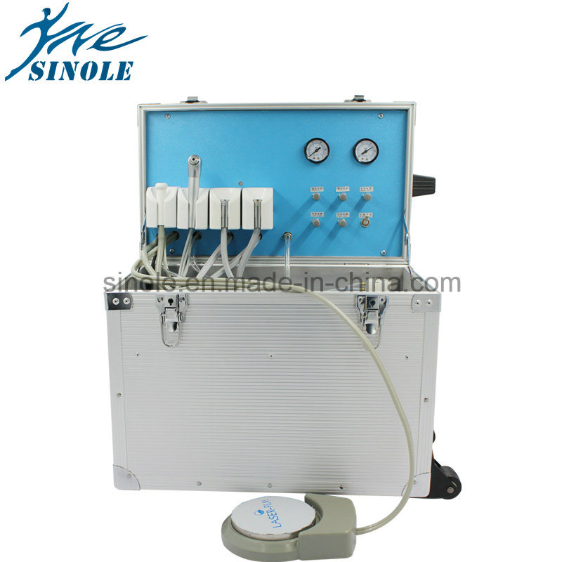 Easy Carrying and Portable Dental Unit (12-02)