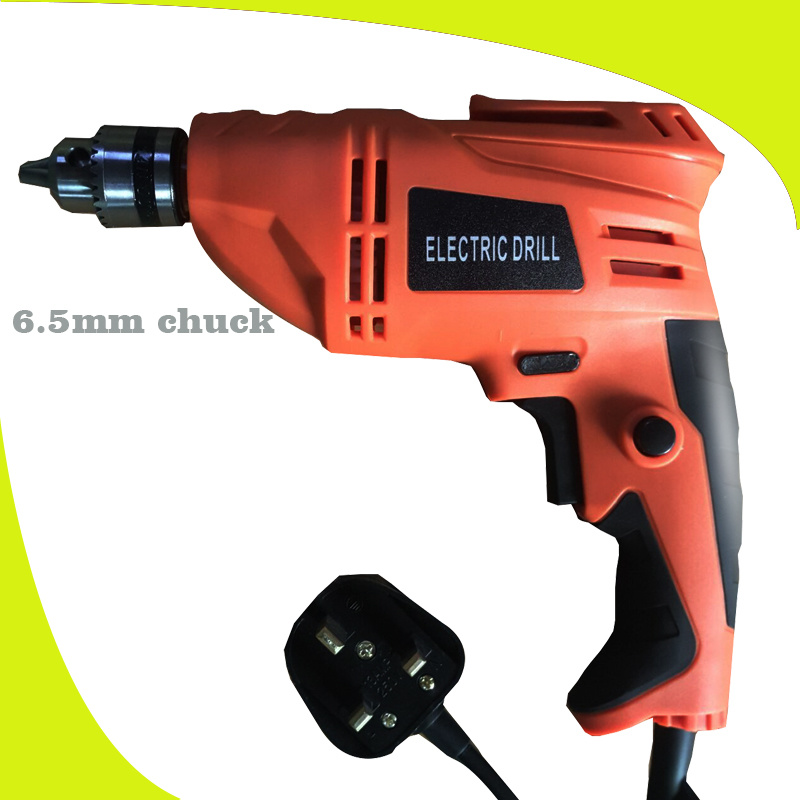 Fix-PRO 6.5mm Key Chuck Electric Mini Drill