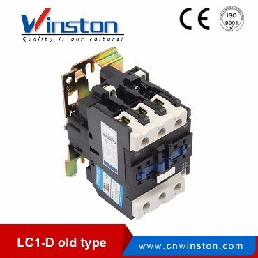 AC Contactor with CE (Telemecanique LC1-D old type)