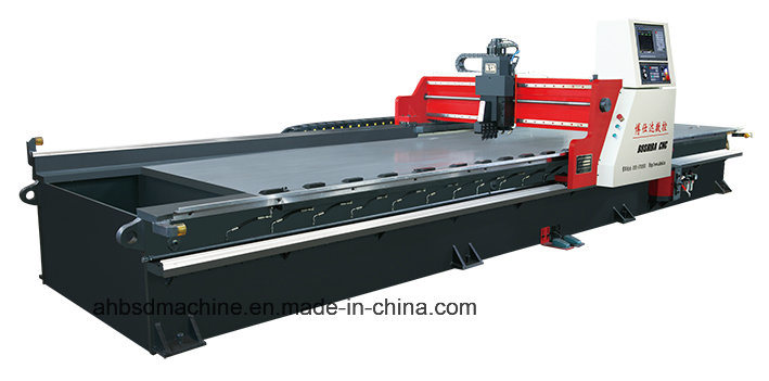 Hydraulic Grooving Vee Cut Machine