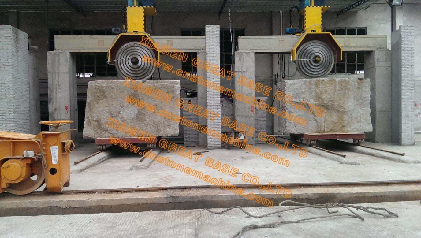 GBQS-2500H Gantry Type Stone Cutting Machine