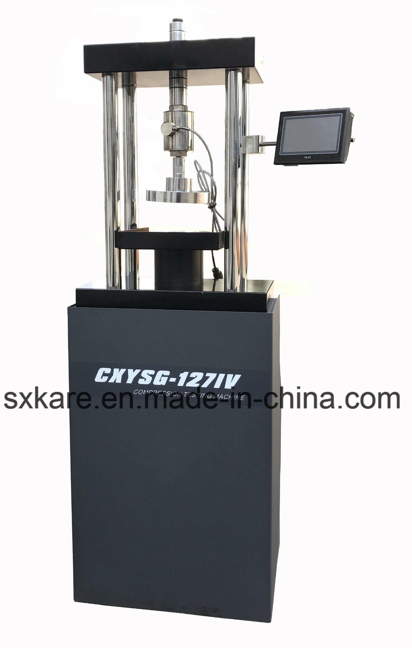 Pavement Material Strength Testing Machine Mainframe, Cbr Testing Machine (CXYSG-127V)