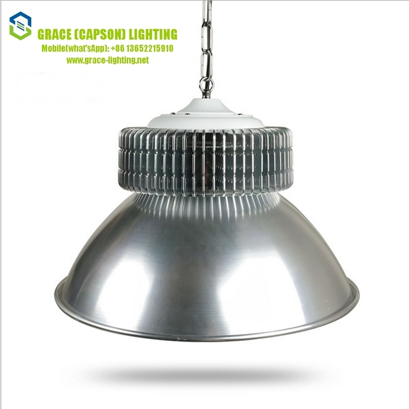 Factory Wholesale 120W LED High Bay Lights Project Lamps Industrial Lighting (CS-GKD013-120W)