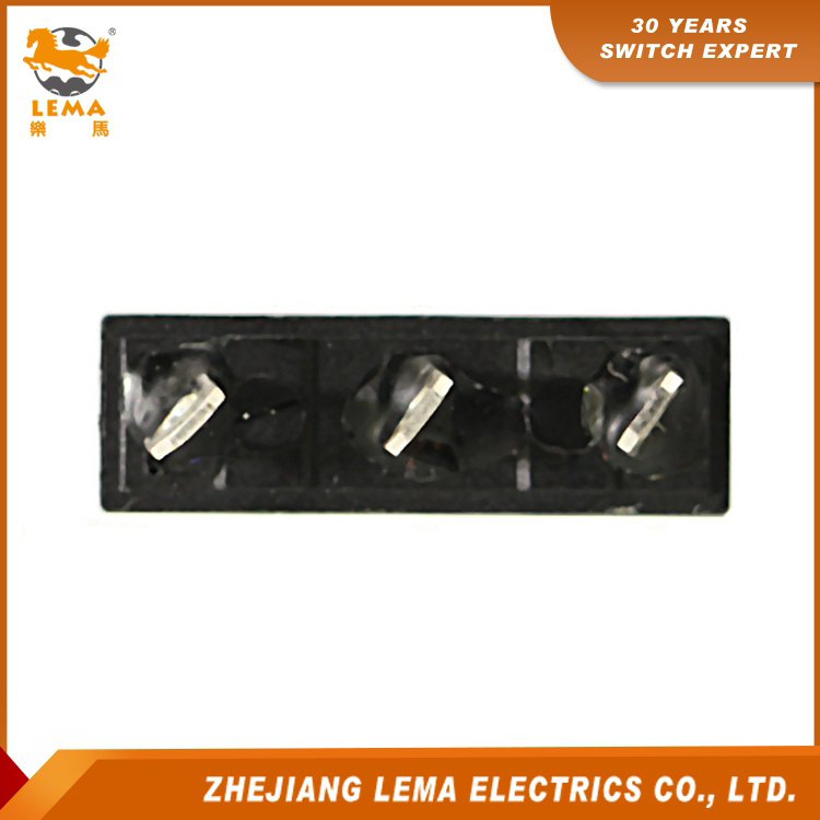 Lema Kw12f-5 Waterproof IP67 Bent Lever Micro Switch