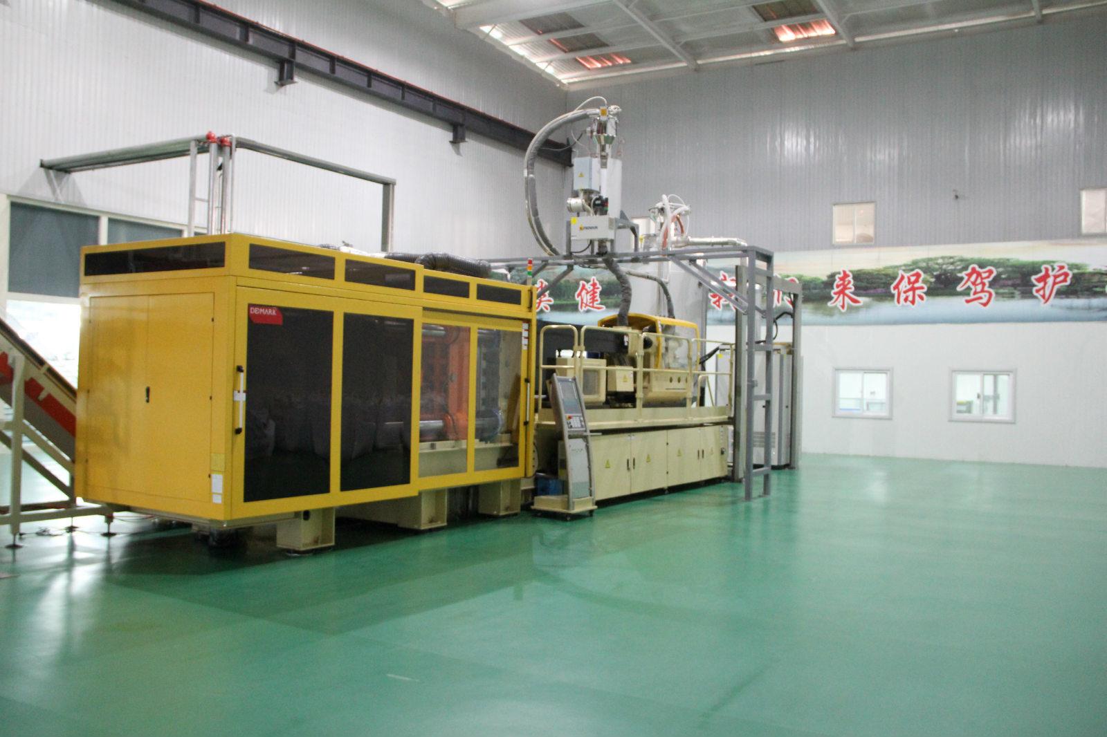 Ipet300/5000 72-Cavity High Speed Energy Saving Pet Preform Injection Molding Machine