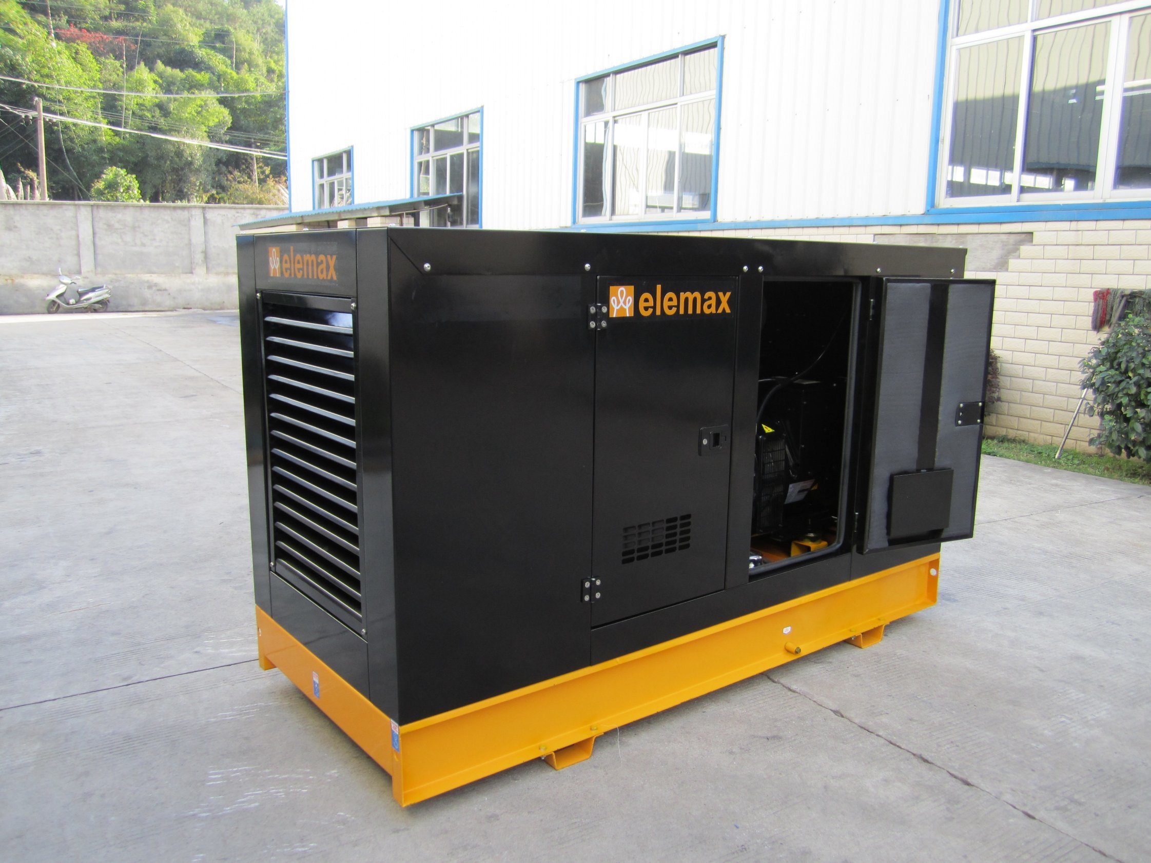 50kVA Cummins Disel Generator Set From OEM Manufacturer