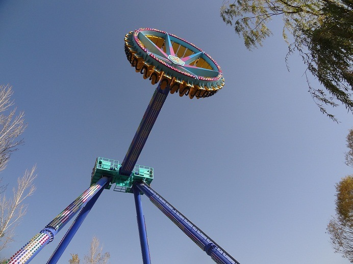 Amusement Park Ride Big Pendulum with 30 Seats