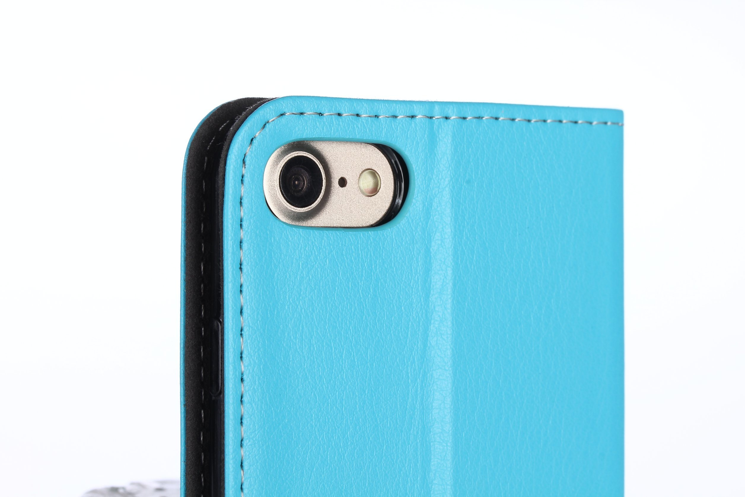 iPhone 7 Anti Radiation PU Phone Shield/Cover