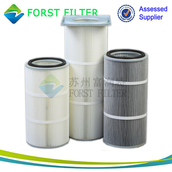 Forst Gemar Powder Coating Polyester Air Filter Cartridge