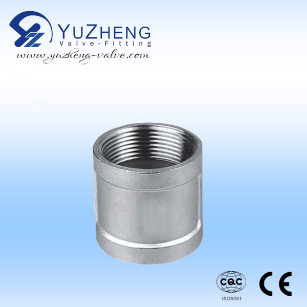 Stainless Steel F/F Barrel Nipple