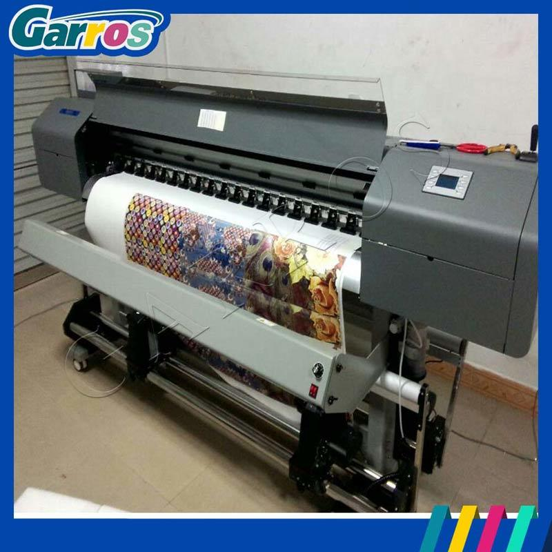 Dx5 Head Satin Flag T-Shirt Printing Sublimation Textile Printer