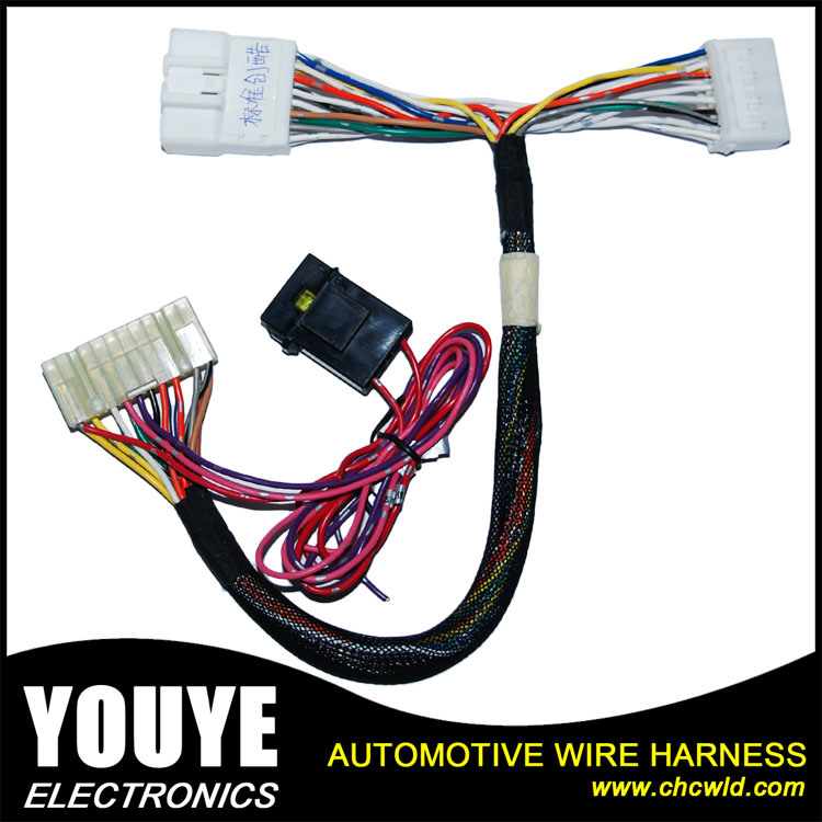 Youye Automobile Copper Wire Harness Electronic Fuse Box Wiring Harness Chevrolet Cars ISO9001 Ts16949 Wire Harness china youye automobile copper wire harness, electronic fuse box fuse box wiring harness at bakdesigns.co