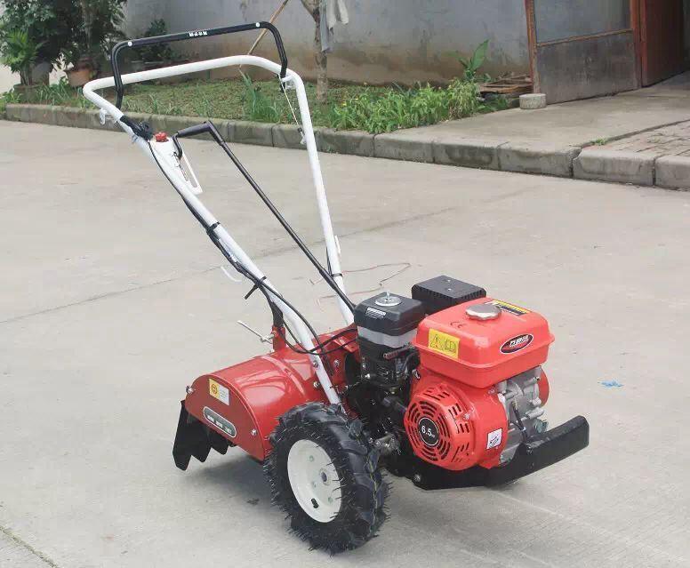 Garden Tool-Mini Tiller Machine with Engine
