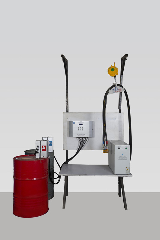 Electric Pistols Recharge Foaming Machine (RS 9000)